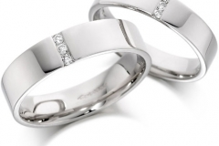 white-gold-wedding-rings-with-diamonds